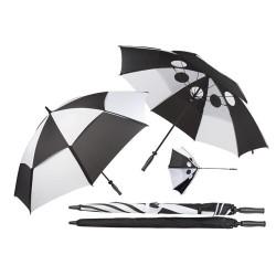 """Atsparus vėjui reklaminis skėtis """"Budyx"""""""