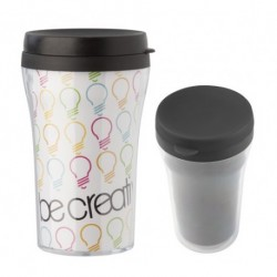 """Doppler"" thermo mug"