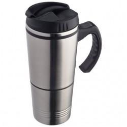 2-in-1 metal thermal mug Hadley