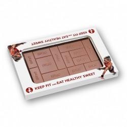 """Reklaminė šokolado plytelė """"Calories Tablet"""""""