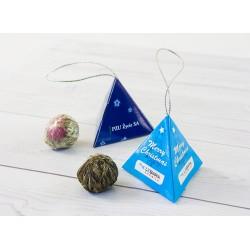 "Reklaminis arbatos pakelis ""Tea in Paper Bags"""