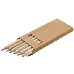 """Reklaminiai spalvoti pieštukai """"Minnie"""""""