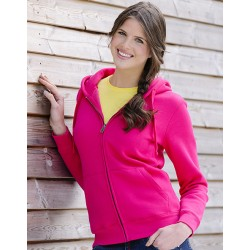 "Reklaminis megztinis ""Ladies' Authentic Zipped Hood"""
