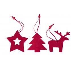 """Kalėdinių dekoracijų rinkinys """"Stuck"""""""