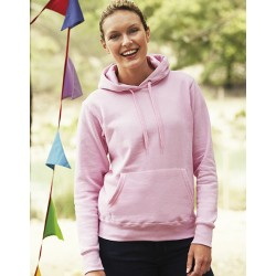 "Reklaminis džemperis ""Classic Hooded Sweat Lady-Fit"""