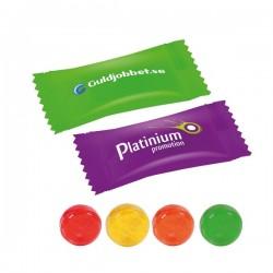 """Reklaminė karamelė """"Candy Pack Fruit"""""""