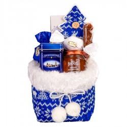"""Kalėdinė verslo dovana """"Winter Basket"""""""
