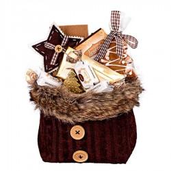 "Kalėdinė verslo dovana ""Dessert Basket"""