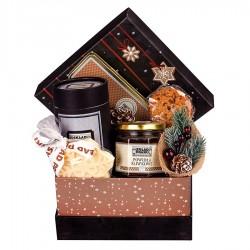 """Kalėdinė verslo dovana """"Snowflake Box"""""""