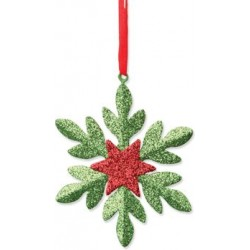 """Kalėdinė dekoracija """"SNOWFLAKE"""""""