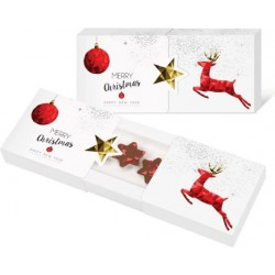 """Reklaminis šokoladukų rinkinys """"Slide Christmas"""""""
