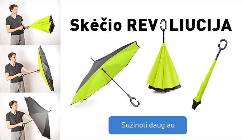 """Revoliucinis skėtis """"REVERS"""""""