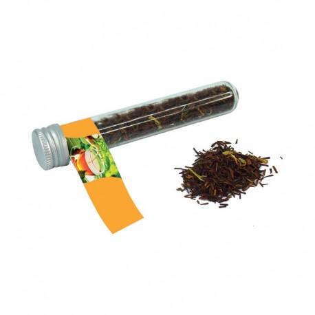 """Reklaminė arbata kolbelėje """"Glass Tube Organic Tea"""""""