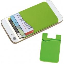 """Reklaminis kortelės dėklas smartfonui """"Bordeaux"""""""