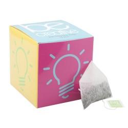 """Arbata reklaminėje pakuotėje """"CreaTea Box"""""""