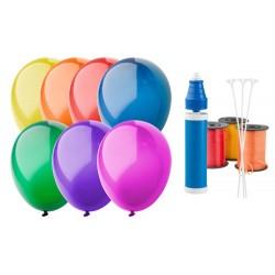"""Reklaminis balionas, sodrios spalvos """"CreaBalloon"""""""