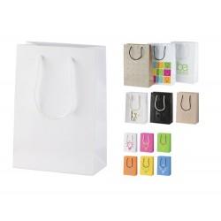 """Individualaus dizaino popierinis pirkinių krepšys, mažas """"CreaShop S"""""""