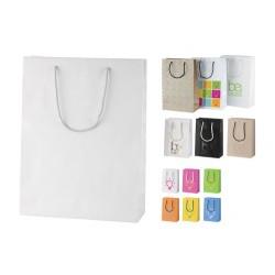 """Individualaus dizaino popierinis pirkinių krepšys, didelis """"CreaShop L"""""""