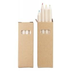 """Reklaminis 4-ių pieštukų rinkinys """"Tynie"""""""