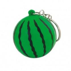 """Reklaminis raktų pakabukas su antistresiniu žaisliuku """"Fruty Watermelon"""""""