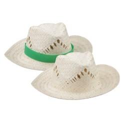 """""""Lua"""" vyriška reklaminė skrybėlė, pagaminta iš šiaudų. """"Lua"""" - tai klasikinio dizaino, originali skrybėlė, kuri bus puikiu rekla"""
