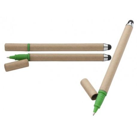 """Reklaminis tušinukas su jutikliniu rašikliu """"EcoTouch"""""""