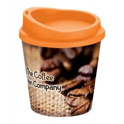 "Promotional mug ""Brite-Americano® Primo"" with lid"
