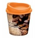 """Reklaminis puodelis """"Brite-Americano® Primo"""" su dangteliu"""