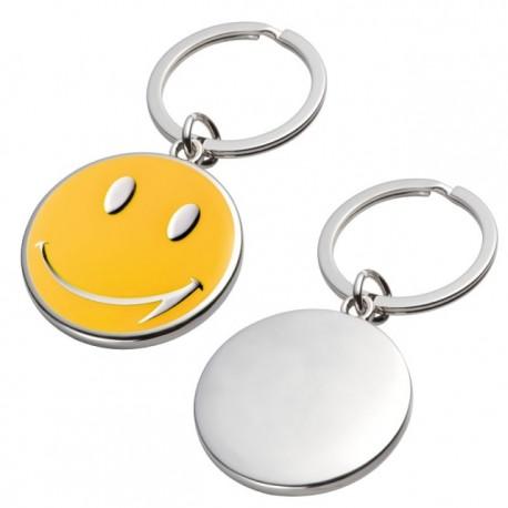 """Reklaminis raktų pakabukas """"Smile"""""""