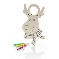 """Kalėdinių dekoracijų rinkinys """"Andenes Reindeer"""""""