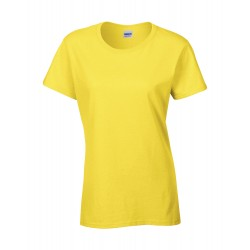 """Reklaminiai marškinėliai """"Ladies' Heavy Cotton™ T-Shirt"""""""