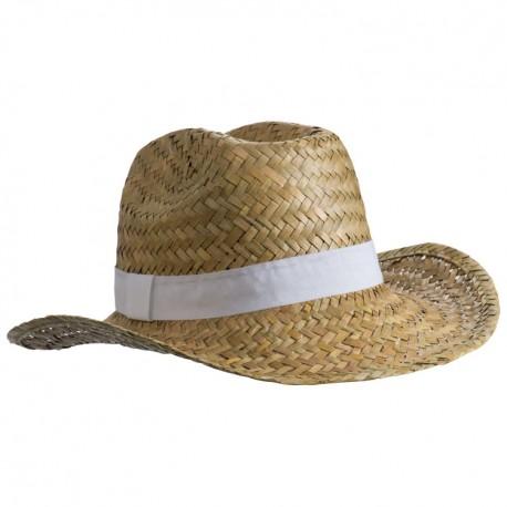 """Reklaminė šiaudinė skrybėlė """"Summerside"""""""