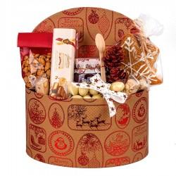 """Kalėdinė verslo dovana """"Christmas Stamp Box"""""""