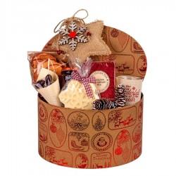 """Kalėdinė verslo dovana """"Wonderful Christmas Time Box"""""""