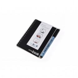 """Daugkartinio naudojimo bloknotas """"infiniteBook A6"""""""