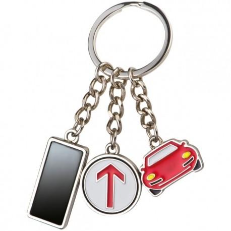"""Reklaminis raktų pakabukas """"Charm Car"""""""