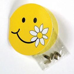 """Reklaminė sėklų atvirutė """"Smile"""""""