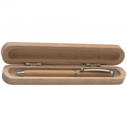 Wooden ball pen Heywood