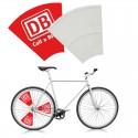 """Plastikinė dekoracija dviračio ratams """"Husum"""""""