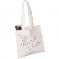 """Reklaminis krepšys pirkiniams """"Unicorn"""""""