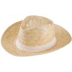 """Reklaminė šiaudinė skrybėlė """"For Men"""""""