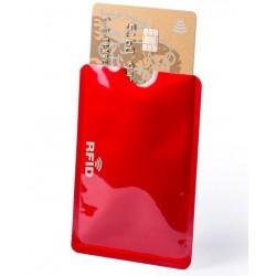 Reklaminis kortelės dėklas su RFID apsauga