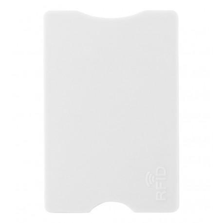 Reklaminis kortelės laikiklis su RFID apsauga