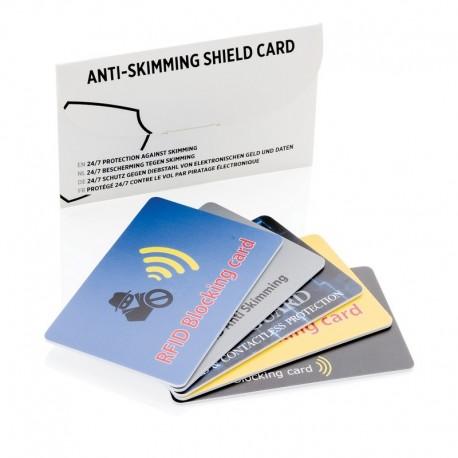 Reklaminė apsauginė kortelė RFID