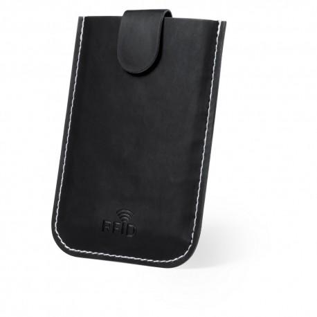 Reklaminis dėklas kortelėms su RFID apsauga