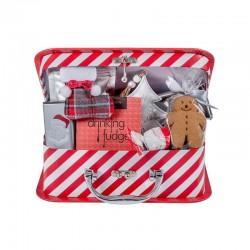 """Kalėdinė verslo dovana """"Red Xmas Box"""""""