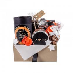 "Kalėdinė verslo dovana ""Ovocnie Primo Box"""