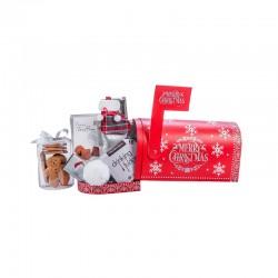 """Kalėdinė verslo dovana """"Merry Christmas Mailbox"""""""