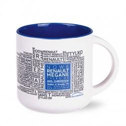 """Reklaminis puodelis su logotipu """"Modern"""""""