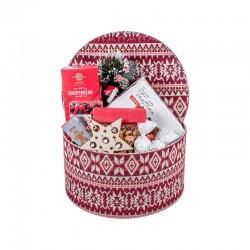 "Kalėdinė verslo dovana ""Raspberry Box"""